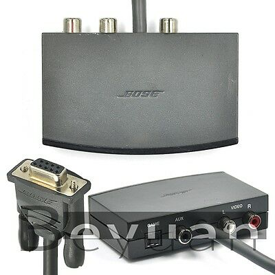Bose-FreeStyle Interface Cable 267193-001