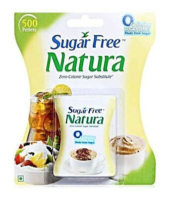Sugar Free Natural Sweetener for Diabetic Control 500 palette **FREE SHIPPING**