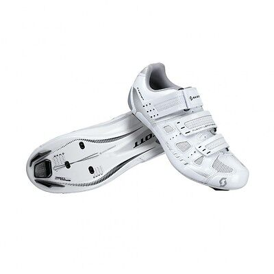 Scott Road Comp Ladies Cycling Shoes - White