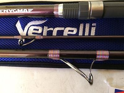 Vercelli Enygma Taktika 4.2m 100-200g, 3 piece continental style surf rod
