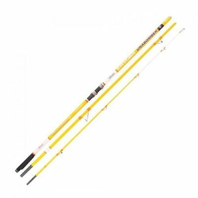 Vercelli Enygma Unabomber 4.2m 100-250g, 3 piece continental style surf rod