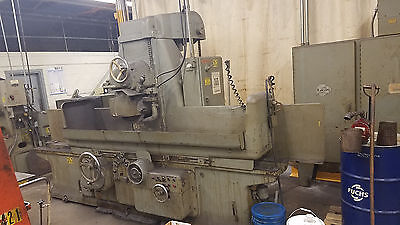 """Mattison Surface Grinder 14 ¼"""" wide and 60"""" long"""