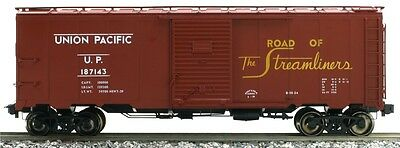 Accucraft AM32-554 AAR Box Car - Union Pacific, verschiedene Nummern, 1:32, Neu