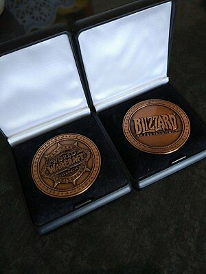 World of Warcraft - 10 Years Anniversary Collectors Coin