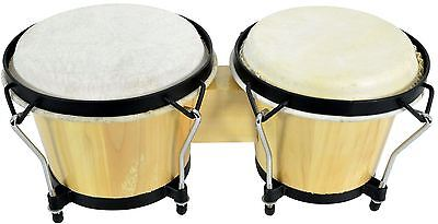 BG67 Natural Bongos, 390 x 160 x 200mm [176.425UK]