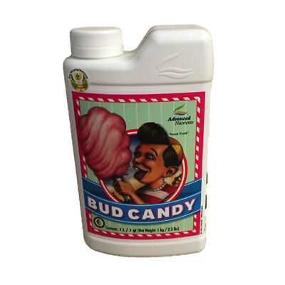 Advanced Nutrients Bud Candy 1L Carbohydrate Booster Hydroponic Additive