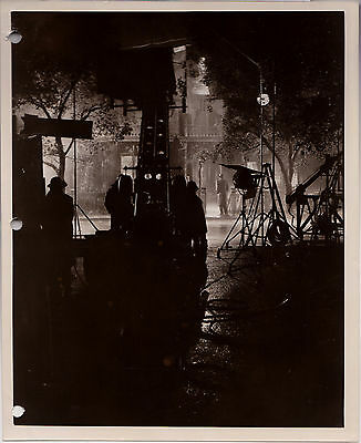 "Set Stills ""It's a Wonderful Life: Frank Capra""  Original 1946 Set Still"