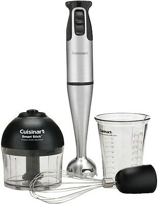 2 Speed Hand Blender Chop And grind Smart Stick Stainless Steel Home Appliance