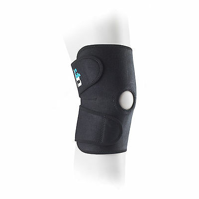 UP Custom Fit Neoprene Open Patella One Size Adjustable Premier Knee Support