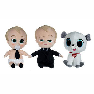 """New 23/9"""" Dreamworks Movie The Boss Baby Plush Soft Dolls Toy Gifts"""
