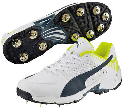 Puma Team Full Spike Cricket Shoes (Sizes 7-12)