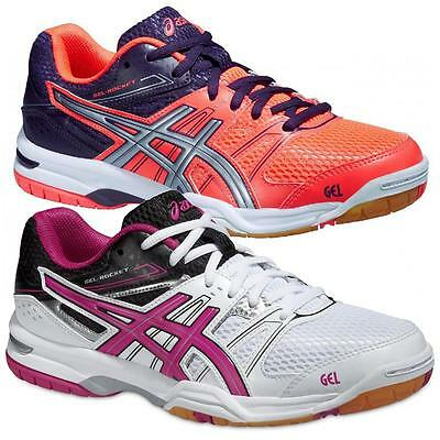Asics Gel-Rocket 7 women's shoes Volleyball Shoes Indoor shoes trainers