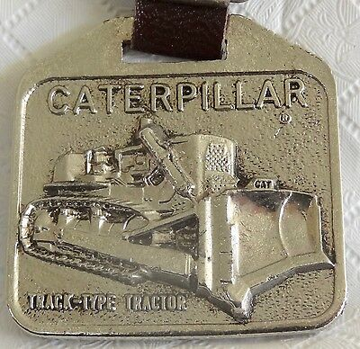 Caterpillar Track Type Tractor Watch Fob (Cat-33)