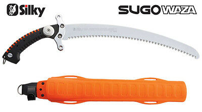 Silky Sugowaza Saw 419-42 Ideal for cutting Large/Coarse Wood for Tree Surgeons