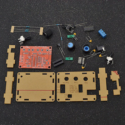 XR2206 Function Signal Generator DIY Kit Output 1HZ-1MHZ Adjustable Frequency