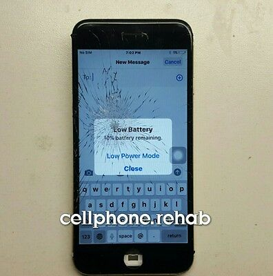 Apple Iphone 6s Cracked Screen Glass Repair Service OEM