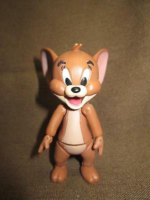 """Hanna Barbera Tom & Jerry JazWares JERRY 3"""" Action Figure articulated Mouse"""