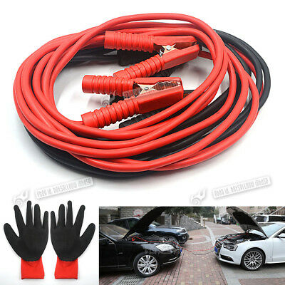 Heavy Duty 6 METRE 1200AMP Car Van Jump Leads Booster Cables Start Recovery New