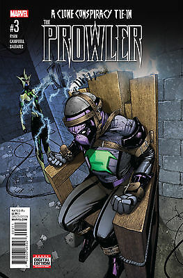 Prowler #3 2016 Marvel Comics