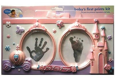 Disney Baby's First Prints Kit -Princess Theme New In Package - FAST SHIPPING!
