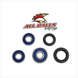 Yamaha DT175 1986 1987 1988 1989 1990 1991 Rear Wheel Bearings Seals Kit 25-1201