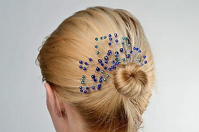 Handmade Hair Pin Designer Hair Pin Unusual Hair Accessory Gift Ideas