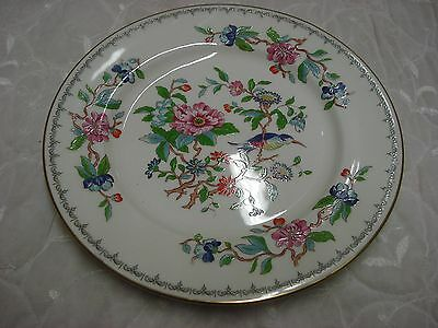 "UNUSED 1 of 2 10-1/2"" DINNER PLATE Aynsley PEMBROKE Made In England PB"