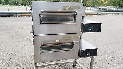 "Lincoln Impinger Pizza Oven 1132 Conveyor  Electric 18"" Just Removed From Srvc."