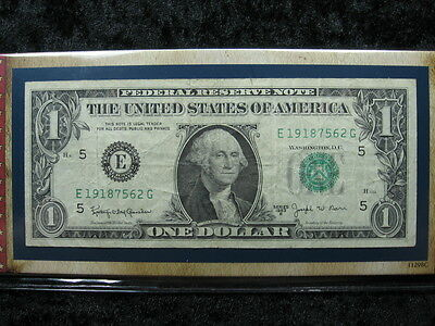 "1 old note lot UNITED STATES $1 dollar ""Barr"" 1963 B 562"