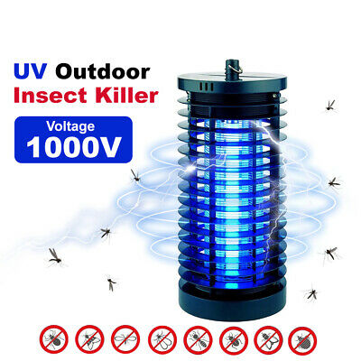 Sansai 6W UV Blue Light Insect Killer Pest Killer Mosquito Fly Outdoor Indoor