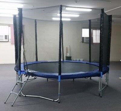 Jazfit 10Ft Trampoline Brand New In The Box , Last One Left