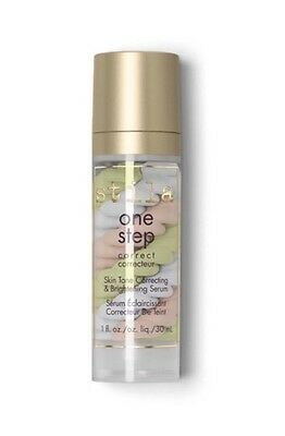 NEW Stila One Step Correct Foundation Primer Tone Correcting Full Size Authentic
