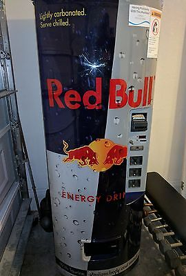 Red Bull Energy Drink Vending Machine Royal Vending