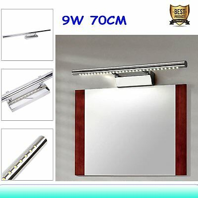 9W 5050SMD LED Front Mirror Lamp Bathroom Make-up Vanity Wall Picture Light 70cm