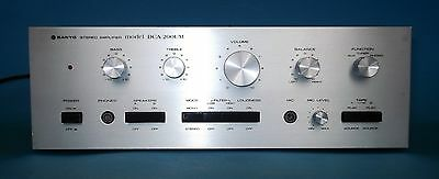 SANYO DCA 200UM integrated amplifier