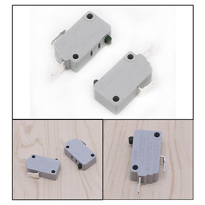 1/2Pcs Door Micro Switch 5E4 10T105 Microwave Oven KW3A Normally Close Tool