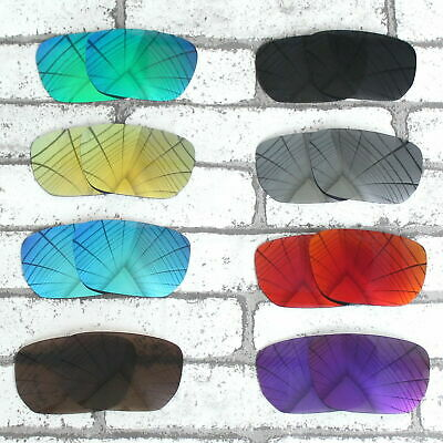 POLARIZED Replacement Lens for-OAKLEY Style Switch Sunglasses -Multiple Colors