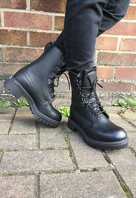 Cadet - Cadet Uniform - Military Style - Black Army Boots - Assault - Used -