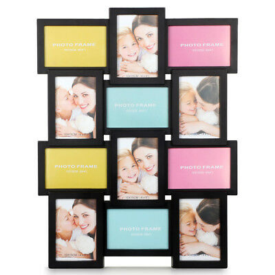 8 12 16 18 photos large multi picture frame collage for Modern collage frame
