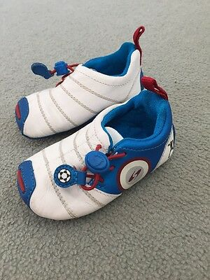 Baby Boy Clarks Shoes Size 2 1/2