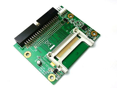 Compact Flash to IDE/ATA Converter Adapter CF to 40 pin Bootable!