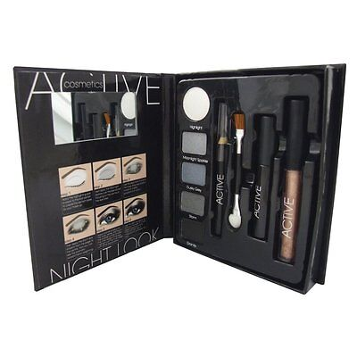 Active Glamour Night Look Cosmetic Palette - BRAND NEW & SEALED