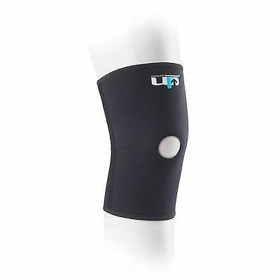 UP Soft Neoprene Warming Open Patella Tracking Comfortable Knee Support Sleeve