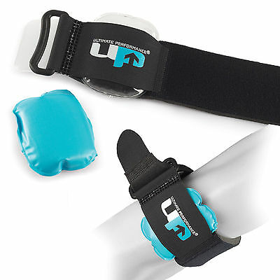 UP All Day Air Pouch Custom Fit Tennis Elbow Tendon Support Pain Relief Strap