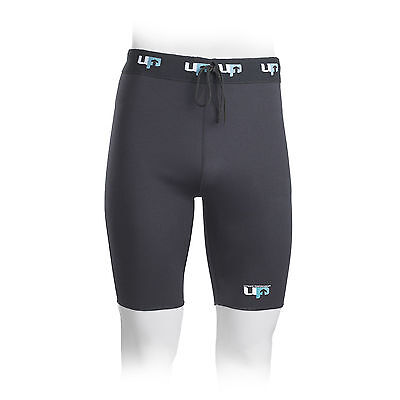 UP Muscle Warming Compression Shorts 2.5mm Reduce Groin Hamstring Thigh Injuries