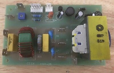 Grizzly G0704 P0704081 - CIRCUIT BOARD CESX 1101-28