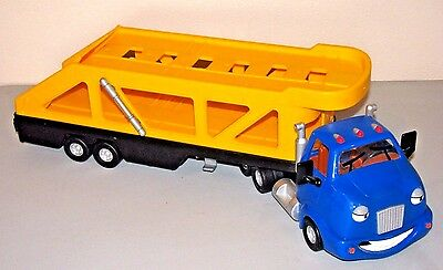 """CHEVRON CARS ~ """"CARY CARRIER"""" No 14 - Car Truck Transport Collectible ~ COMPLETE"""
