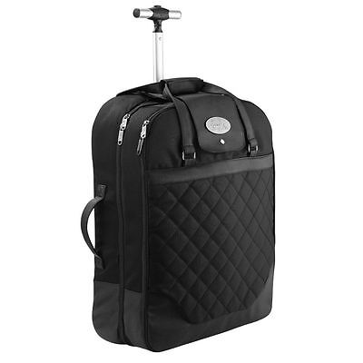 SALE *50% OFF* Wheeled Travel Suit Dress Luggage Garment Carrier Case Cover Bag