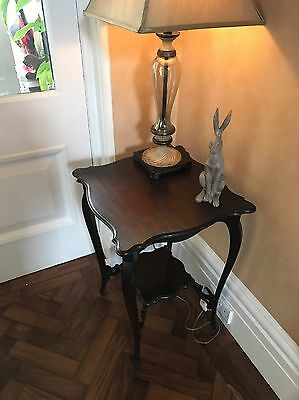 Antique Hall Table / Side / Occasional Table