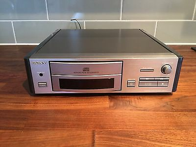 Sony La Scala CDP-S1 CD Player Compact Disc Player